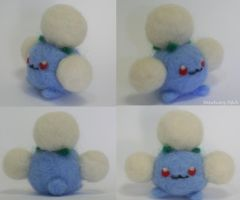 Needlefelt_Jumpluff by LuxIosis
