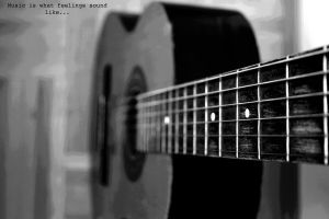 Music Is The Heart Of Our Soul by Dudurankata