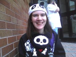 me in my panda hat by pandababy28