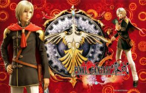 Ace Final Fantasy Type-0 by septian-febri-anto