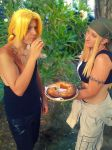 Edward and Winry _Apple Pie_ by JamieCool