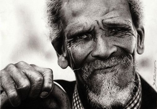 Old Man by BACHT