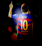 Lionel Messi by RaTeD-Gfx