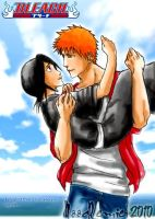 ichiruki: happy to see you by noodlemie