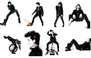 Adam Lambert Photoshoot by biokma