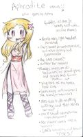 Aphrodite Bio by shadowpiratemonkey7