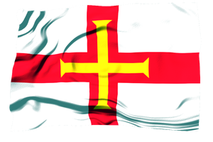 Flags of the World: Guernsey by MrAngryDog