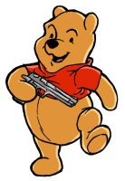 New NRA mascot by dougans