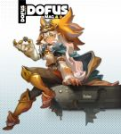 Steameur cover for Dofus MAG by tchokun