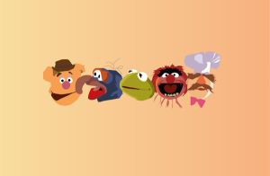 Muppets by TheMWord