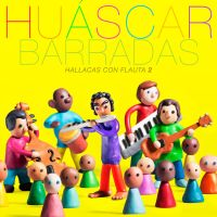 Huascar Barradas Christmas CD (2012) by pezbananadesign