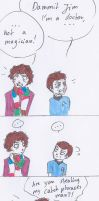 Doctors' catchphrases by sparklingblue