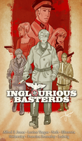 Inglourious Basterds - Aph version by kellymcdonald