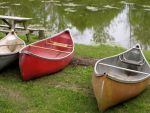 Canoes by PoliticalViolet