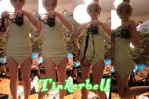 WIP: Tinkerbell Dress by SugarBunnyCosplay