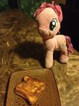 Pinkie Pie and Cheese Sandwich by Major-Awesome50