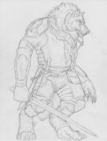 UPDATED:Claudia bloodaxe sketch up by sioSIN