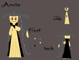 Amelia-ref by scaper12123