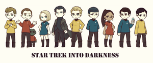 STAR TREK INTO DARKNESS by Satsumai