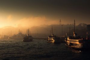 foggy city3 by 1poz