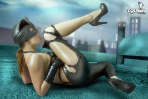 Curvy interesting poses and bodies part no 1. by cosplayerotica