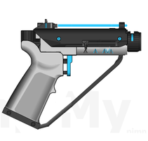 Z31T Energy Machine Pistol by Storm-X