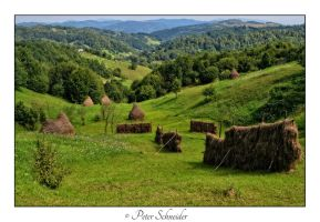 Haystacks 2 by Phototubby