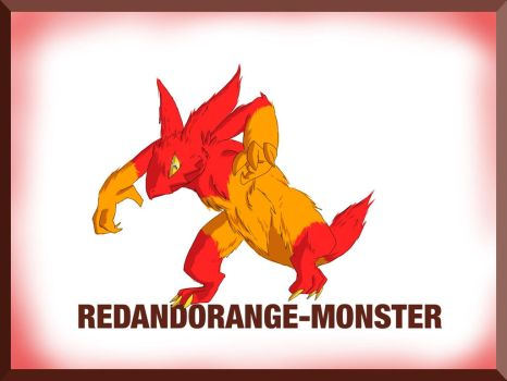 A gift for REDANDORGANGE-MONSTER by LeemonZ
