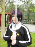 .:Noragami:. God of Calamity by Nekucosplay