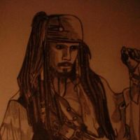 Captain Jack Sparrow by Lecter213