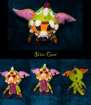 Dino-Gnar by nfasel