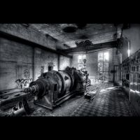 the Turbine Room by wchild