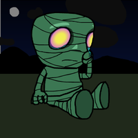 Amumu, The Sad Mummy by Neopolis