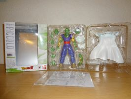 Piccolo SH Figuarta Package by Aioros87