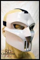 Casey Jones Mask Teenage Mutant Ninja Turtles by UnboundArt
