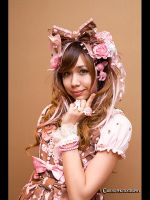 Chocolate Strawberry Lolita by cabusi-photography