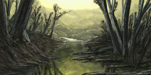 Amazon Forest by Ang3L-Art