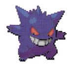 094 - Gengar by Devi-Tiger