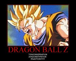 DBZ MOTIVATIONAL POSTER by GTgamerZ