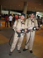 The Best Ghostbusters by AngstyGuy