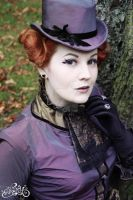 Victorian Lady IV by MADmoiselleMeli