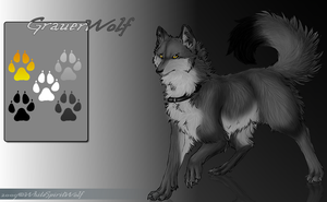 GrauerWolf Sheet by WhiteSpiritWolf