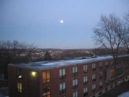 Mooning a Dormitory by dseomn