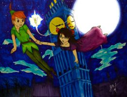 To Neverland by EpicArtist10