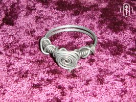 Wireweave Ring 2 by dalentalas