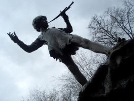 Peter Pan at Hyde Park by stephinika