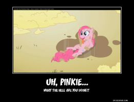 WTF PINKIE! by Technicallyderped
