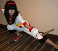 Nakoruru by Alluring-Angel