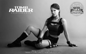 Lara Croft Underworld by Anastasya01