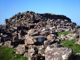 Clachtoll Broch by tharglet
